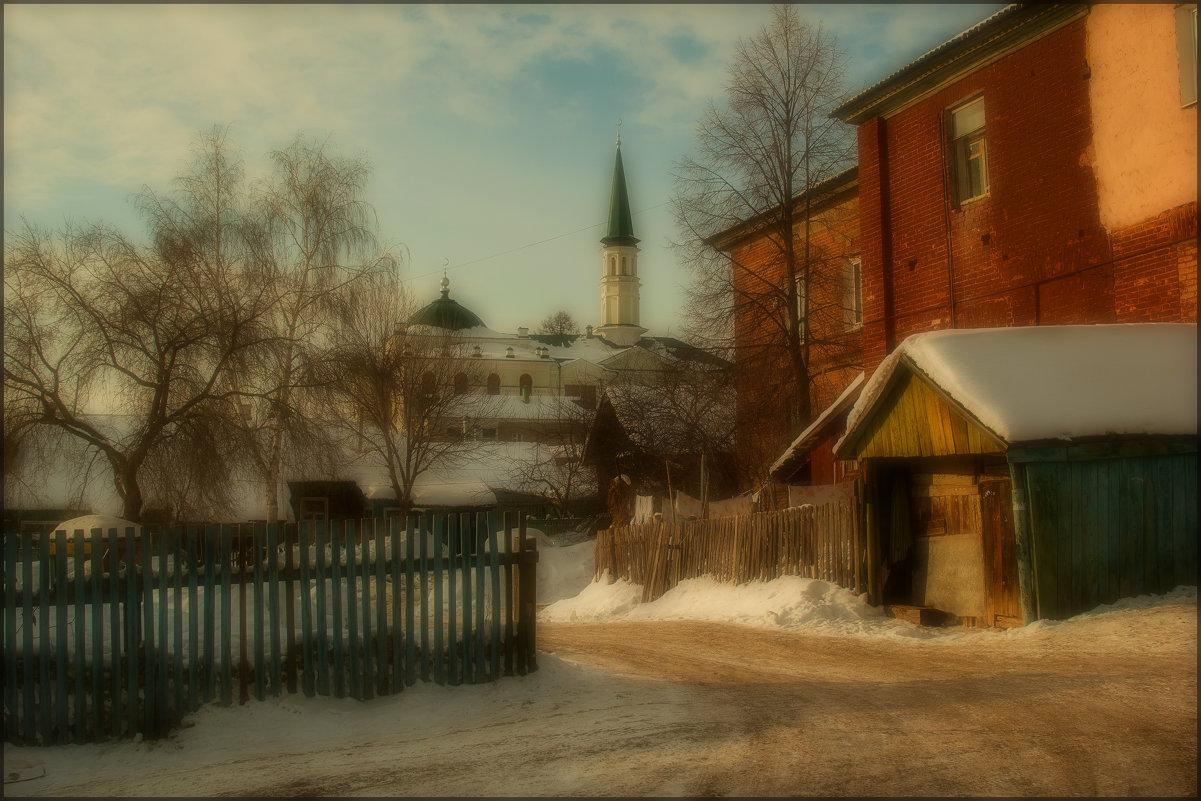 Городские зарисовки - Алексей Патлах