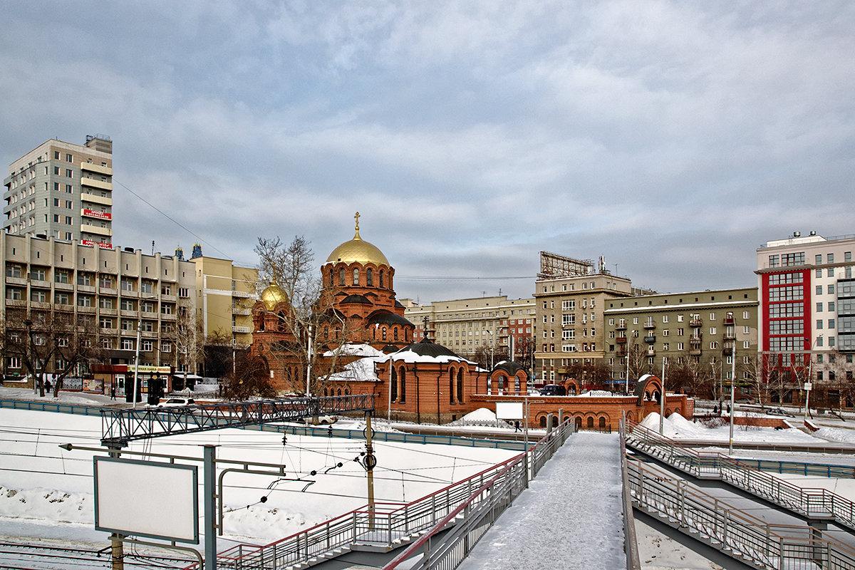Собор Александра Невского. - Sergey Kuznetcov