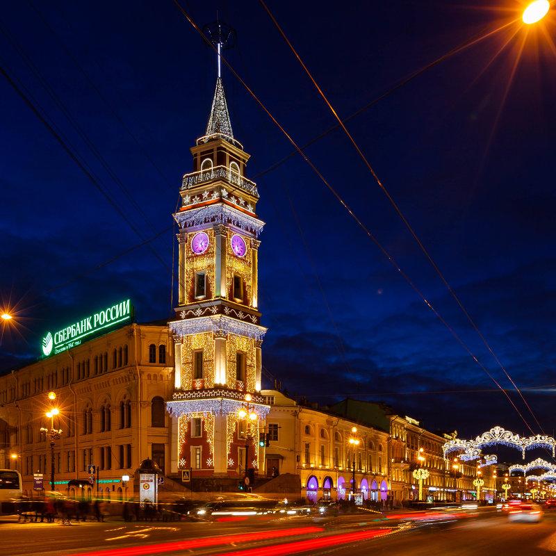 Новогодний Петербург - Лана Григорьева