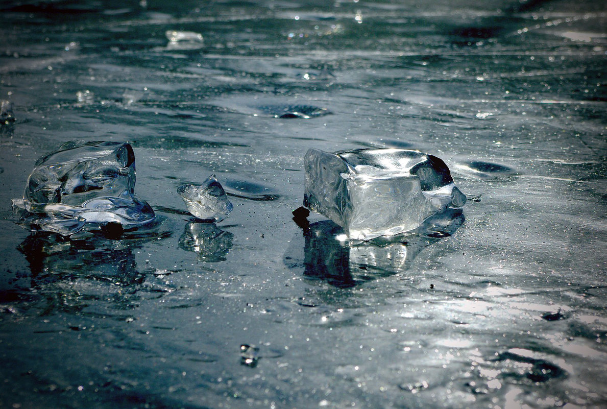Магия льда - Boris Khershberg