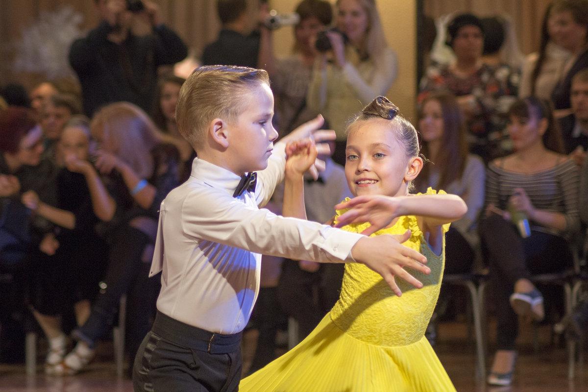 ballroom dancing 4 - Даниил Изюров