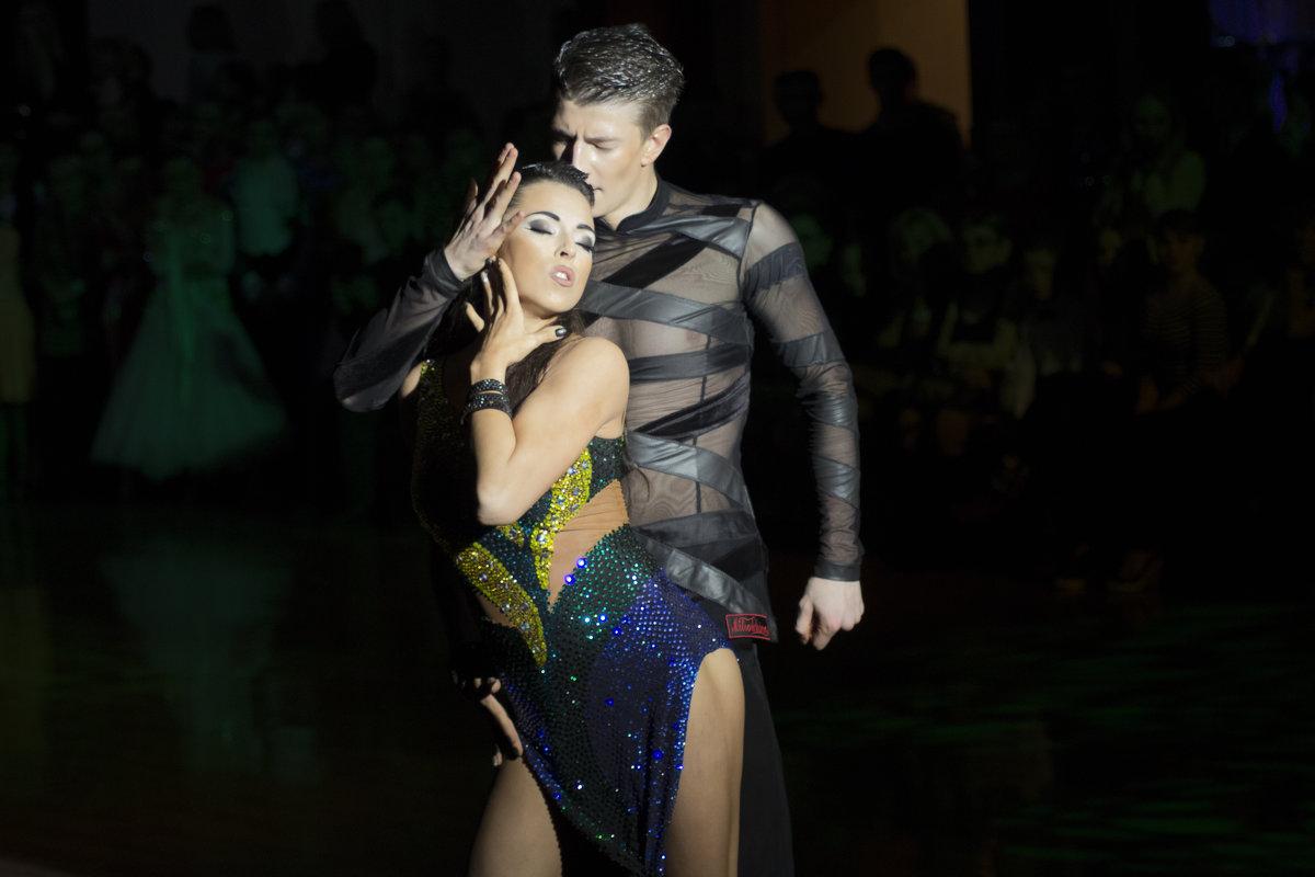 ballroom dancing - Даниил Изюров