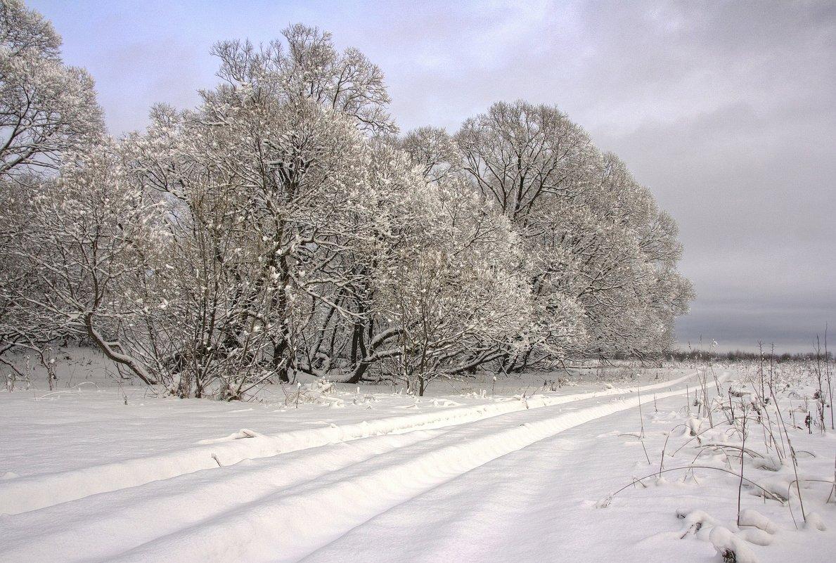 Зима - Константин