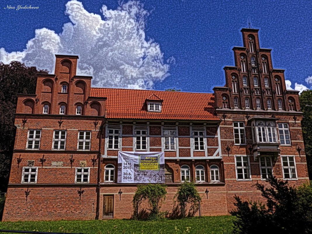 Schloss Bergedorf - Nina Yudicheva
