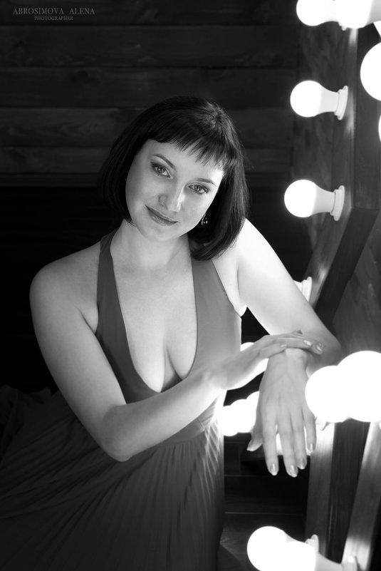 Индивидуальная фотосессия - Алёна Абросимова