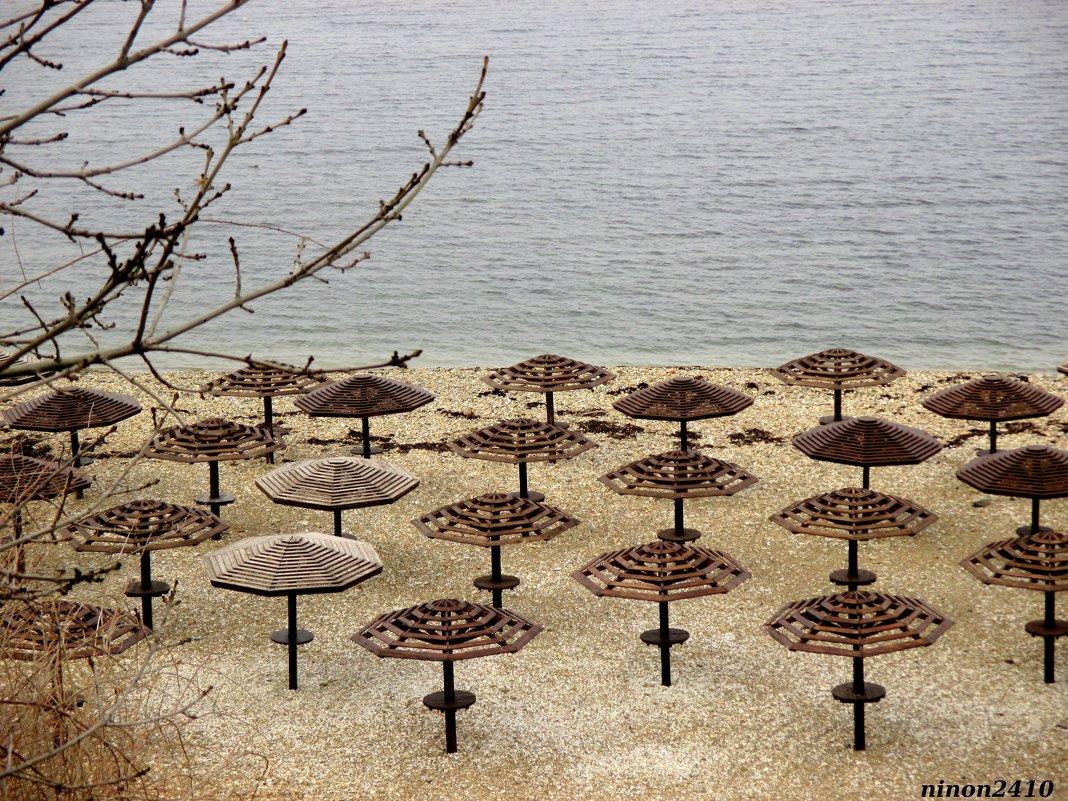 Зимний пляж - Нина Бутко