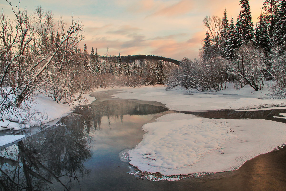 зимнее утро - Александр