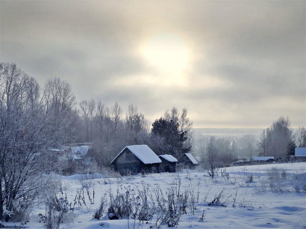 Зимнее солнце - Валерий Талашов
