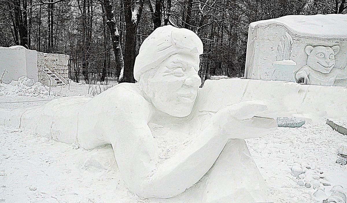 Биотлонист - Владимир Болдырев