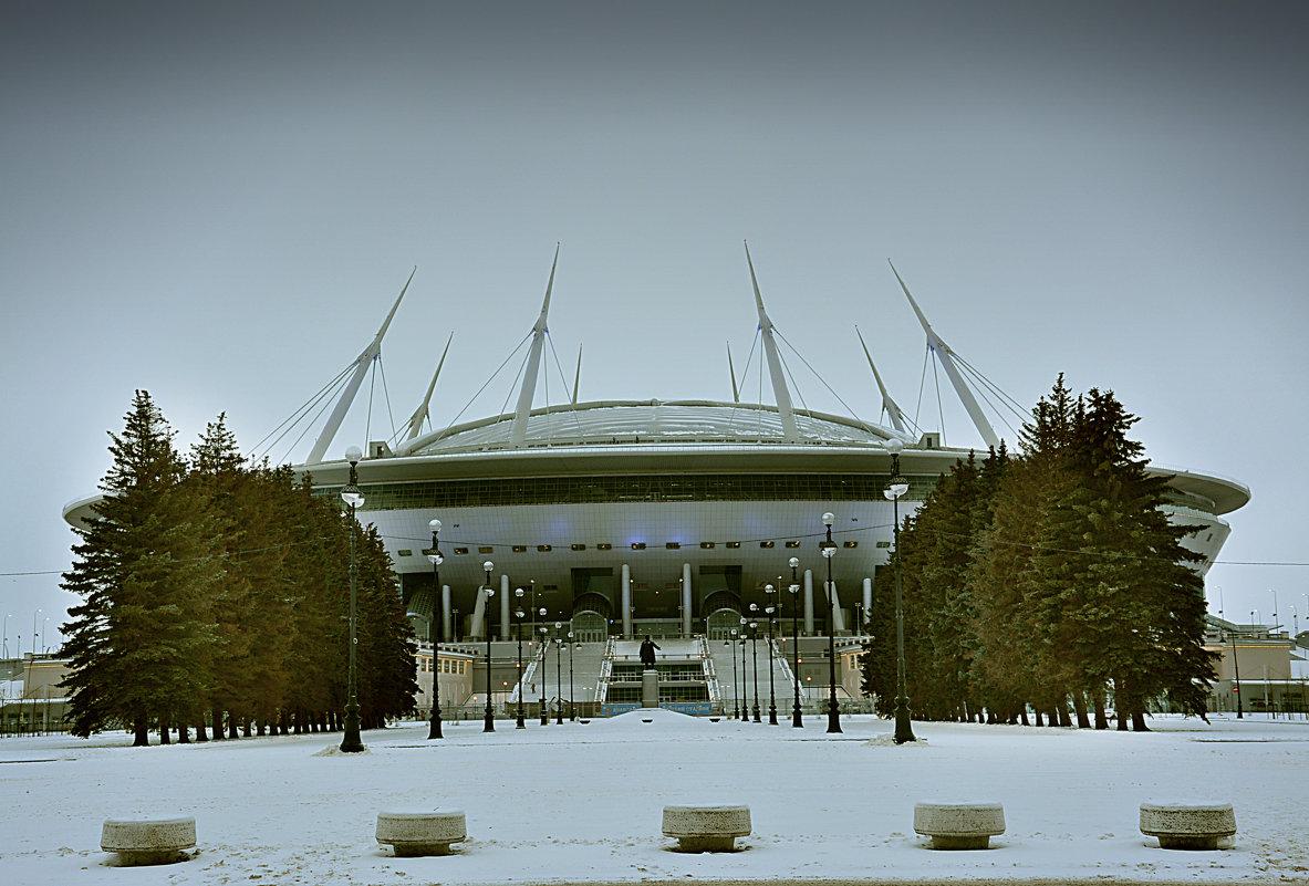 """стадион """"Зенит арена"""" - Наталия П"""