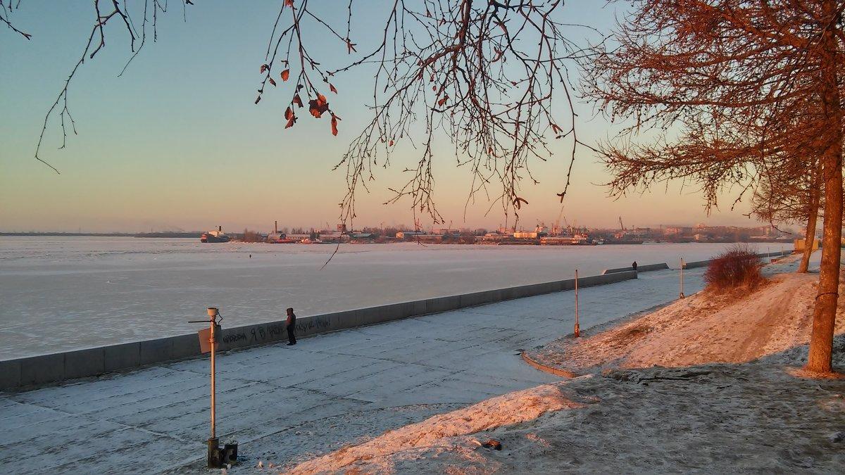 начало зимы - Елена Байдакова