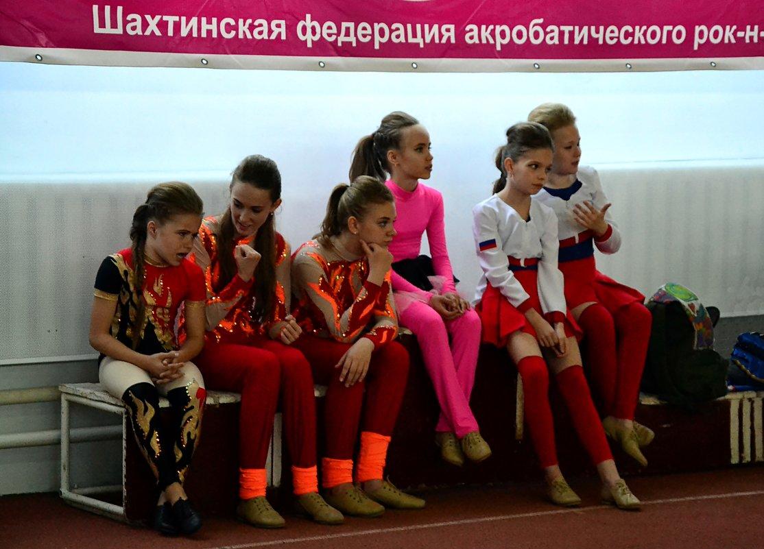 Спортсменки - Владимир Болдырев