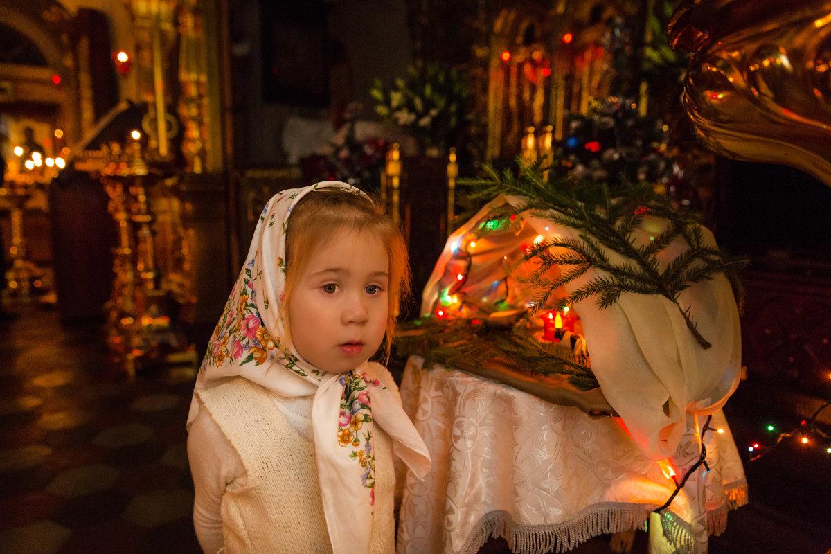 """В раздумьях о Рождестве Христа: """"Почему в сене родился Он?"""" - Мария Корнилова"""