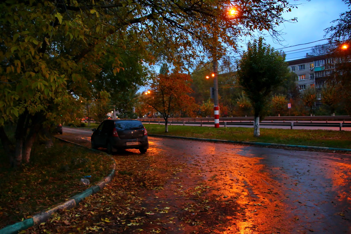 На моей улице - lapin_valerei@mail.ru