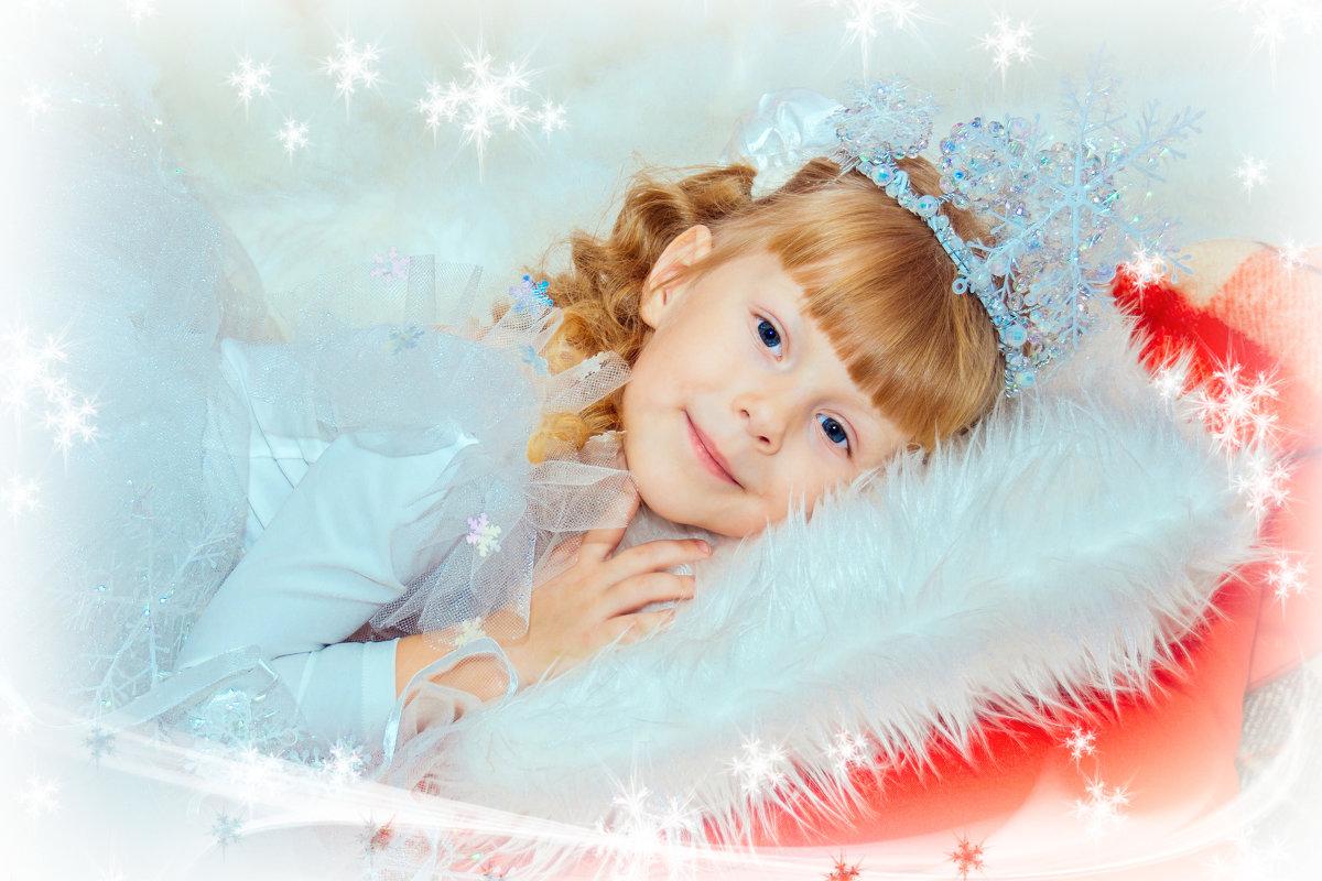 Моя снежинка) - Елена Григорьева