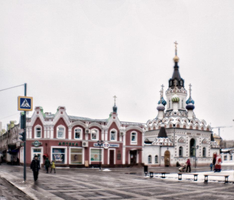 """Церковь иконы Божьей Матери """"Утоли моя печали"""" - Андрей Селиванов"""