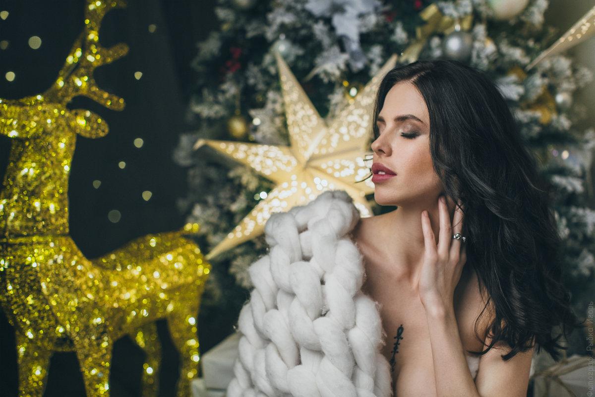 Новогодний портрет - Игорь Рыбка