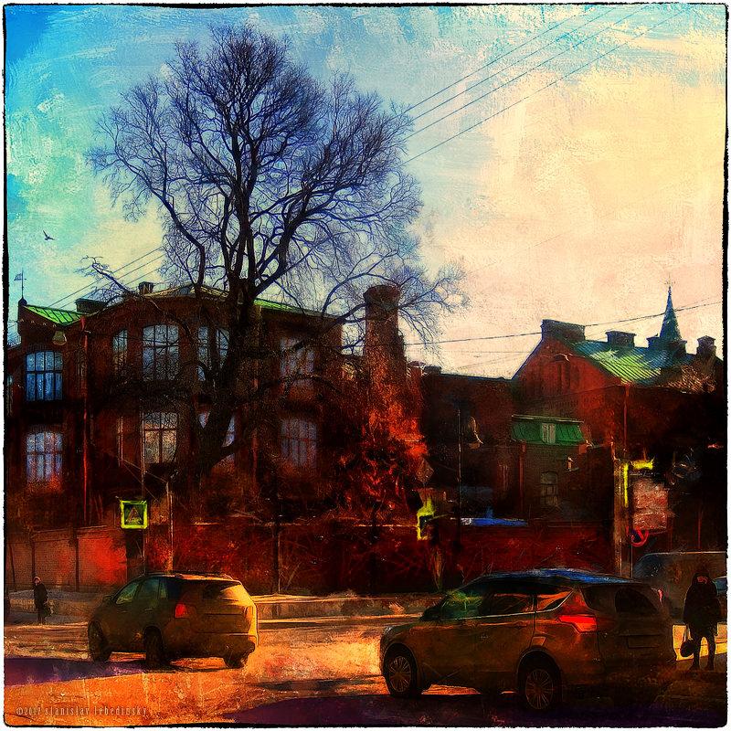 My magic Petersburg_02346 - Станислав Лебединский