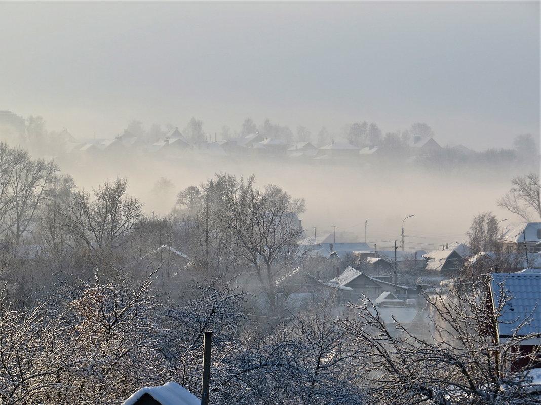 зимний туман - НАТАЛЬЯ