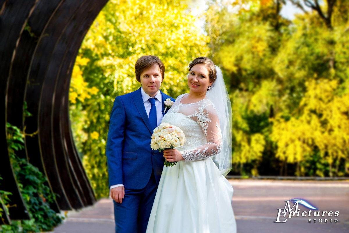 свадьба осенью - Егор Чеботаренко