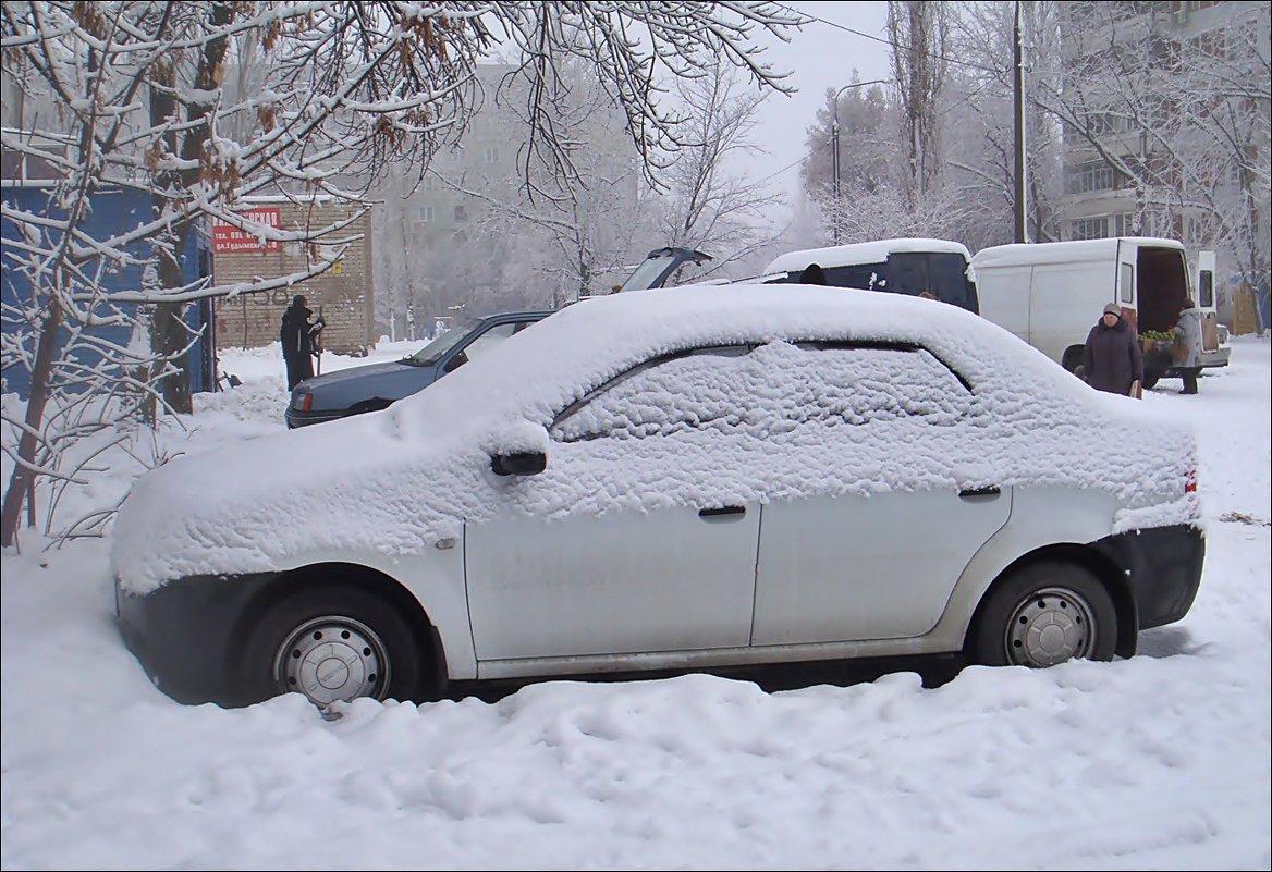 В снежном плену - Нина Корешкова