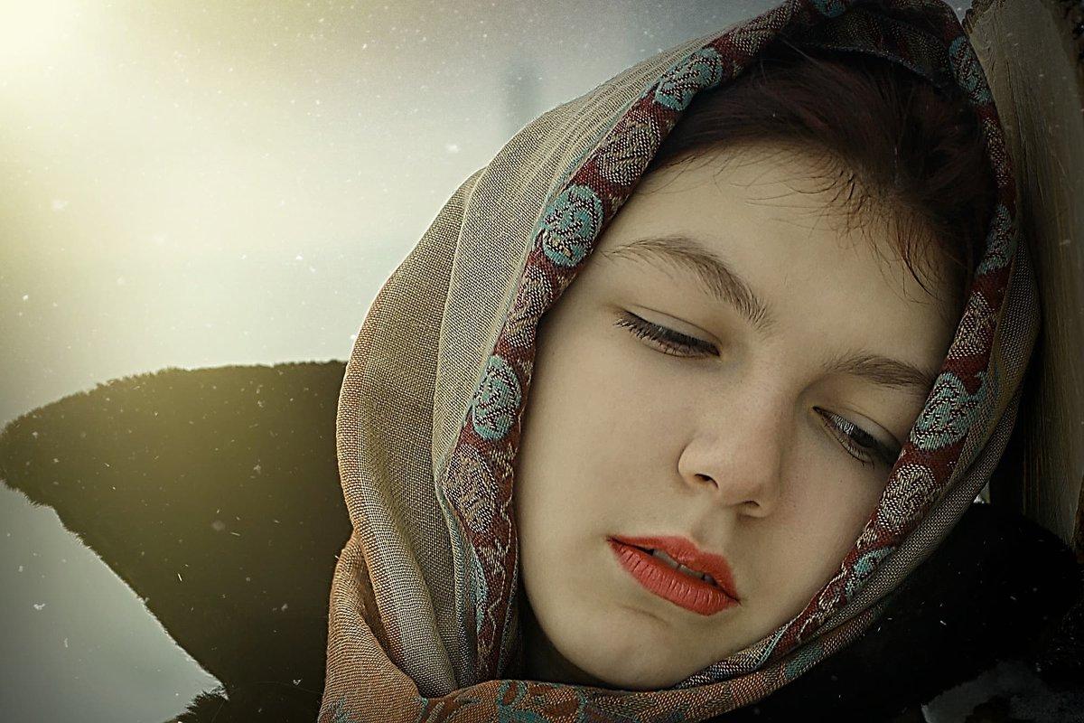 Зима пришла - Elena Fokina