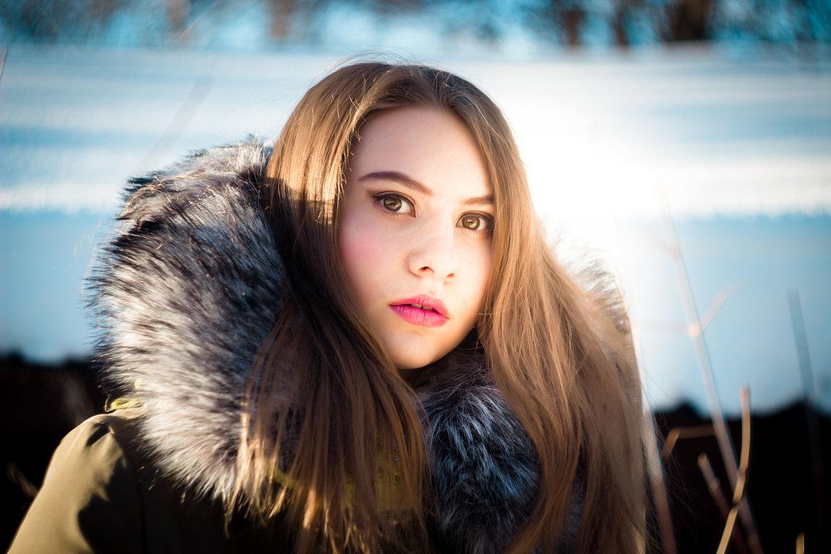 Зима - Надежда Алексеенко