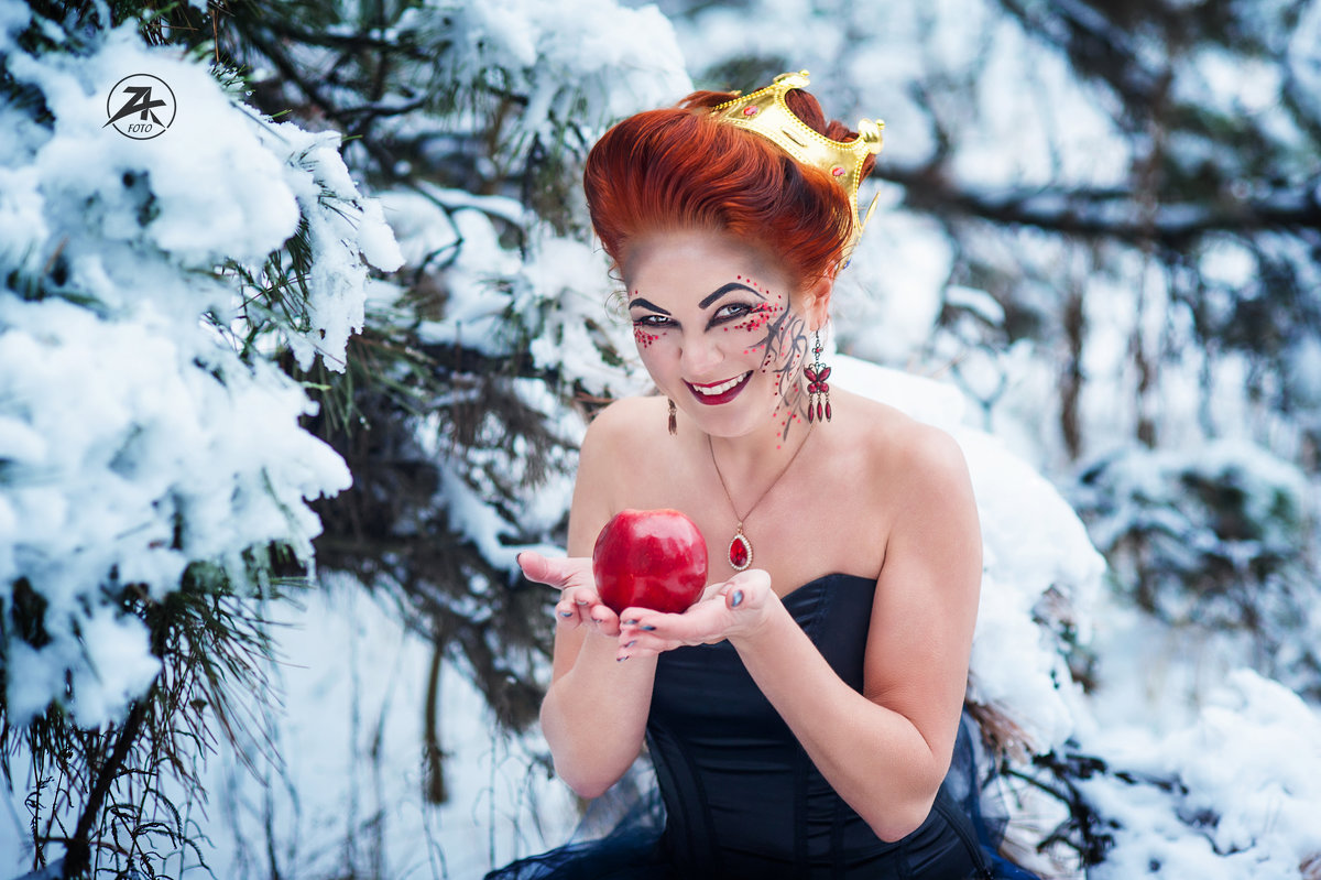 злая волшебница - Кристина Волкова(Загальцева)