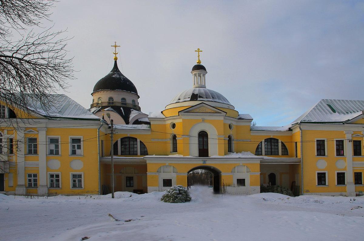 Тишина монастыря... - Tatiana Markova