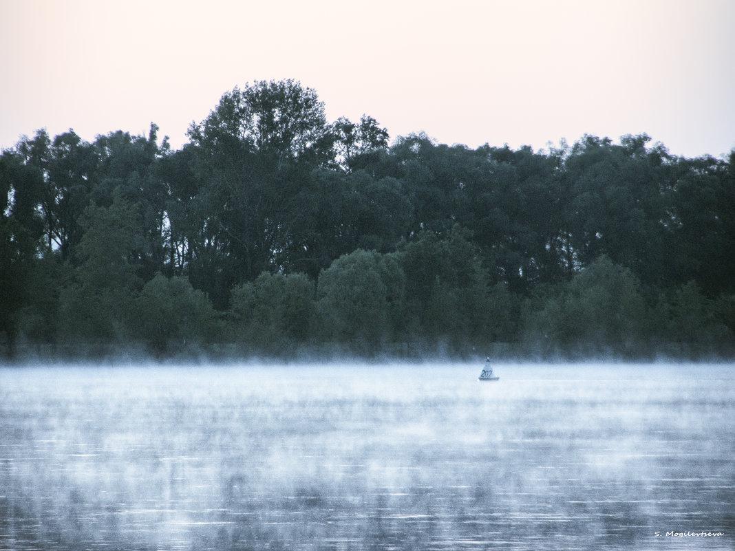 Дымка на воде. - Svetlana