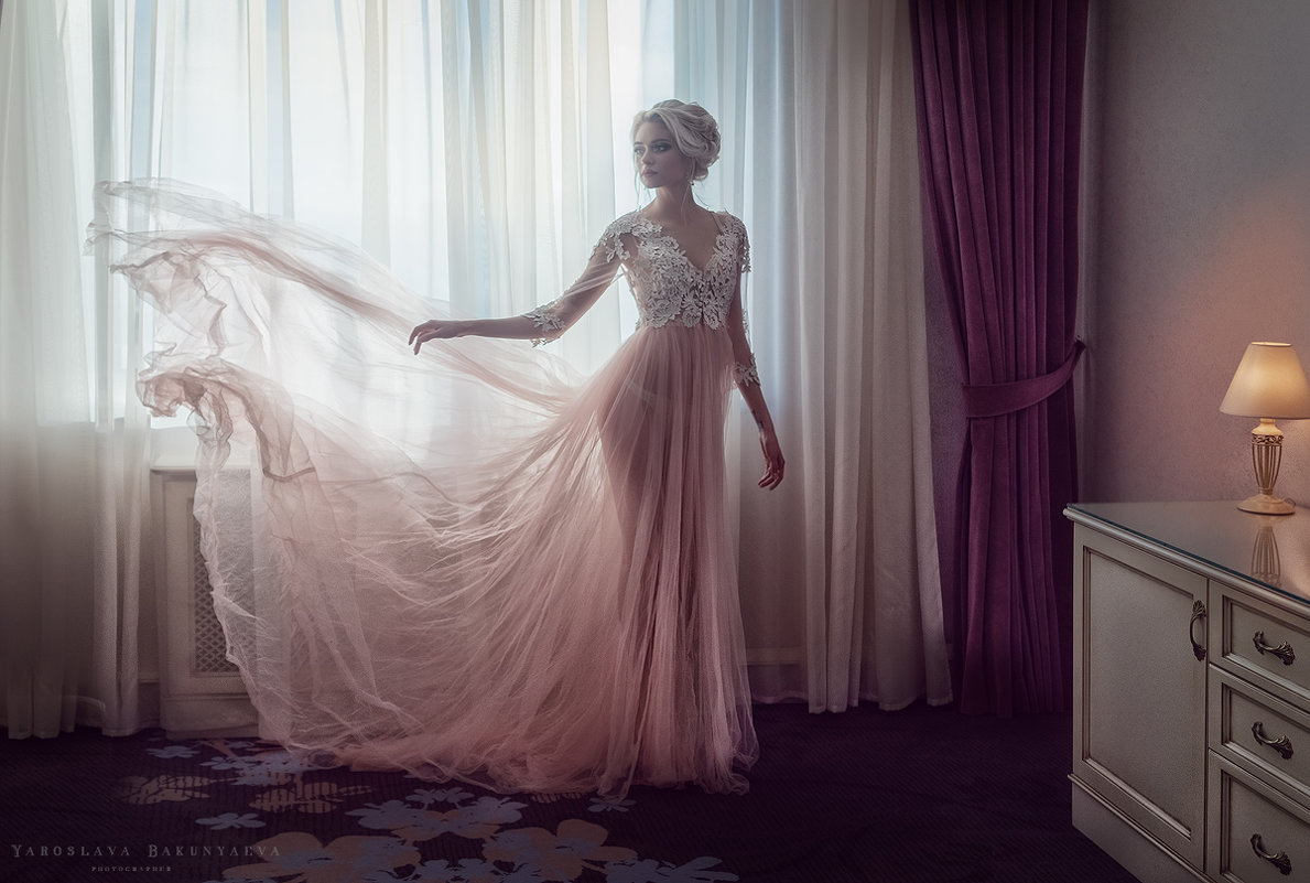 утро невесты - Ярослава Бакуняева