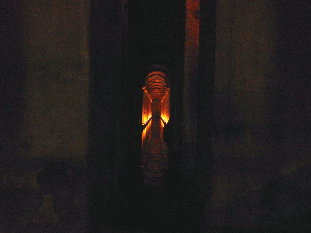 Цистерна базилика - Ольга Васильева