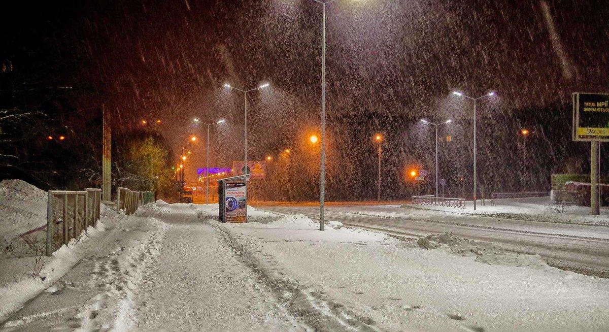 снег идет.. - юрий иванов