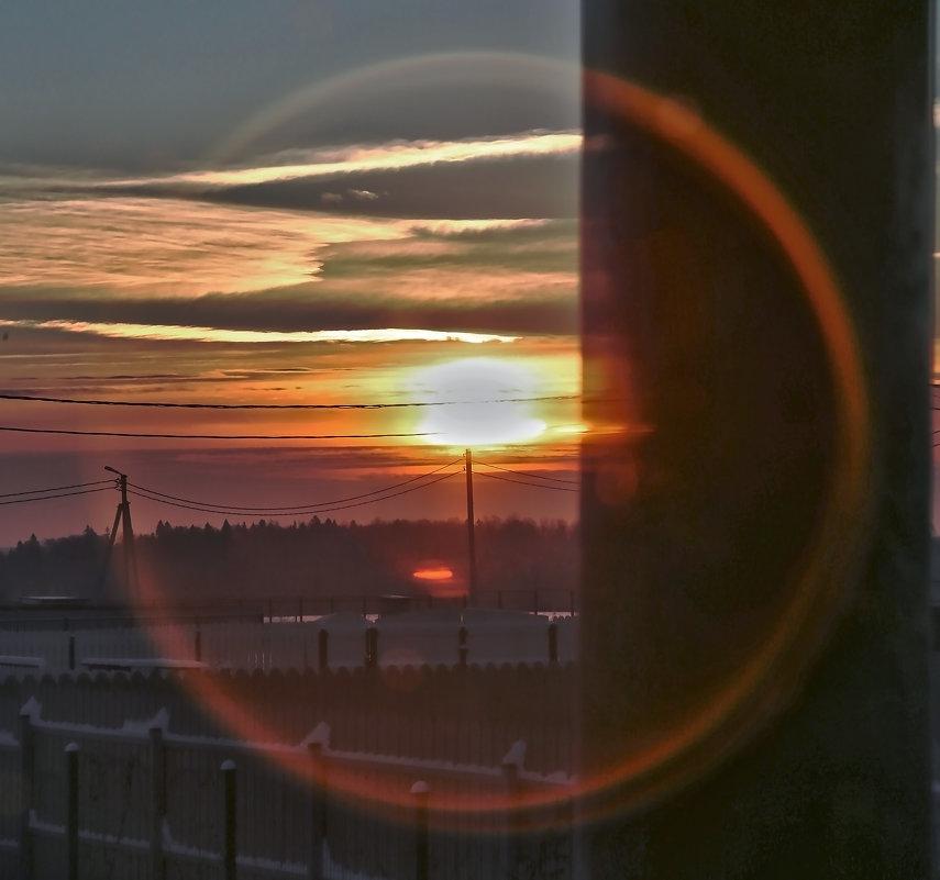 Всходило солнце... в Рождество - Alexandr Zykov