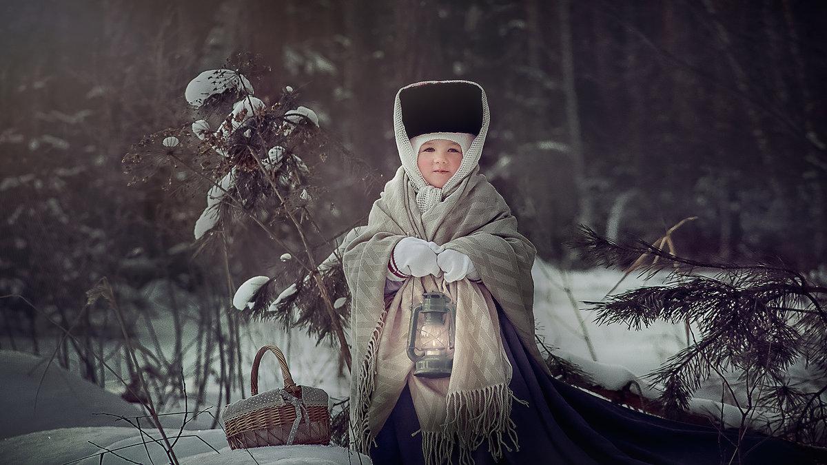 В лесу - Denis Tolimbo Volkov