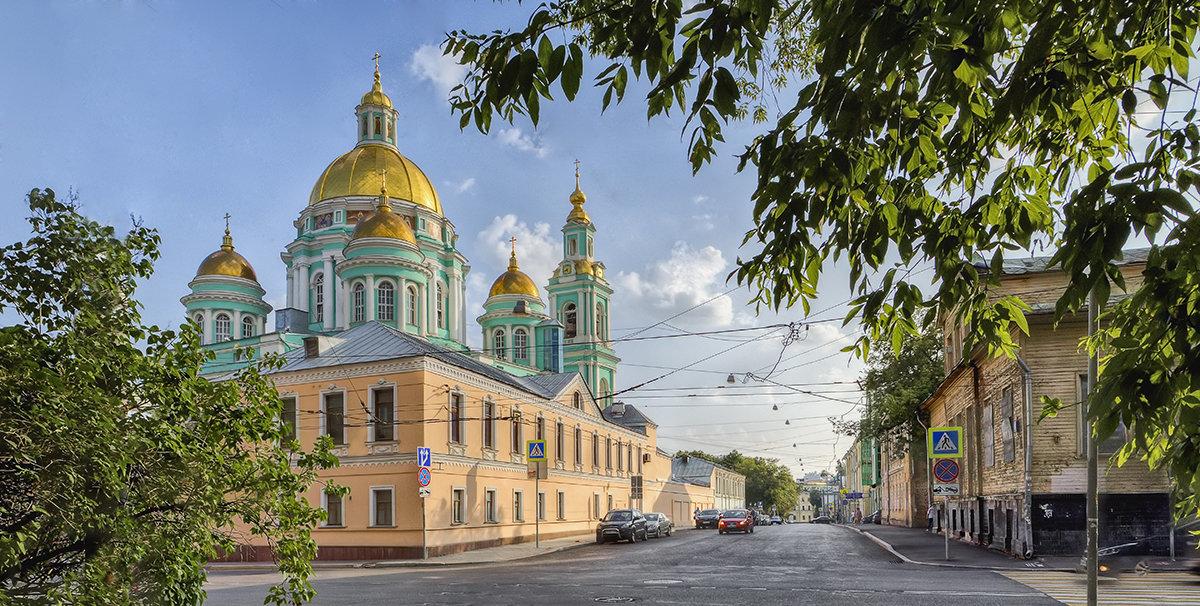 Москва. Богоявленский собор в Елохове. - В и т а л и й .... Л а б з о'в