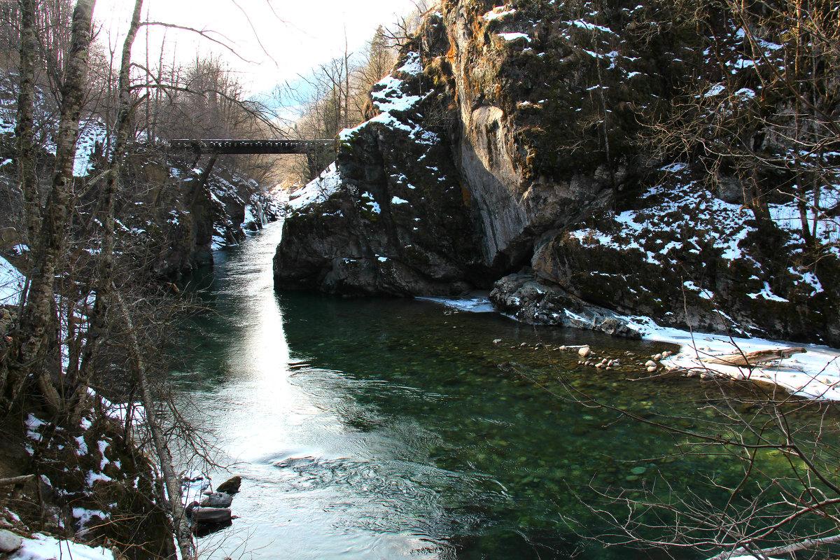 Старый мост - Светлана Попова