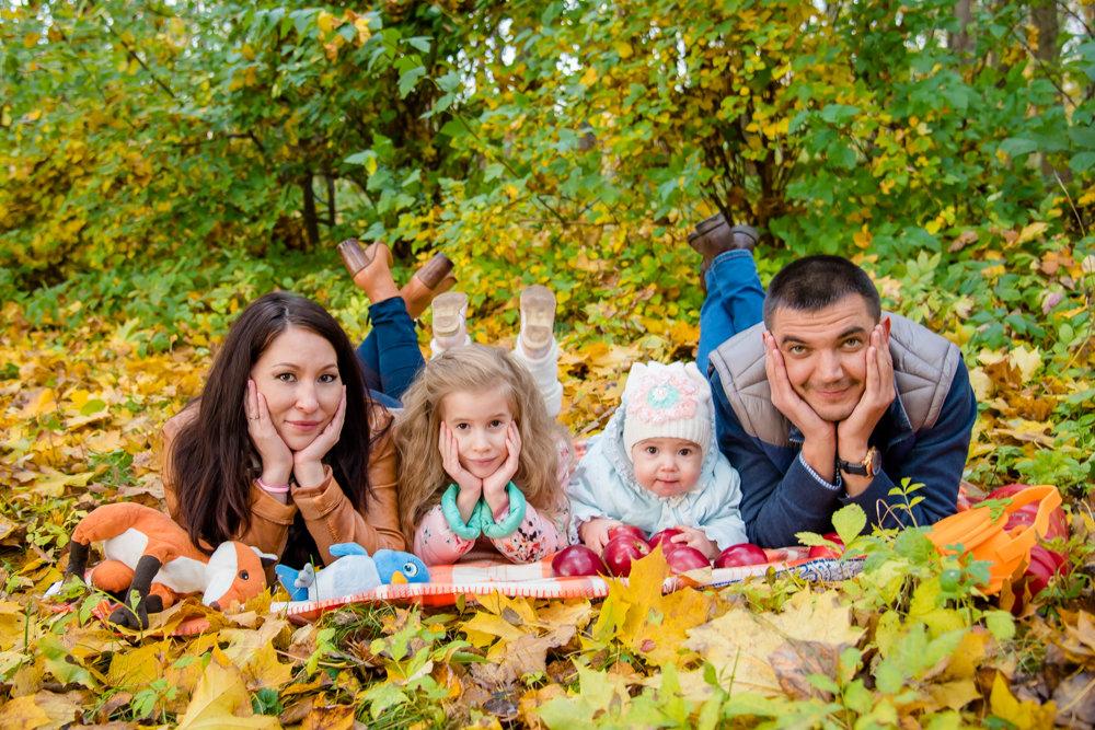 Осенний пикник - Анастасия Махова