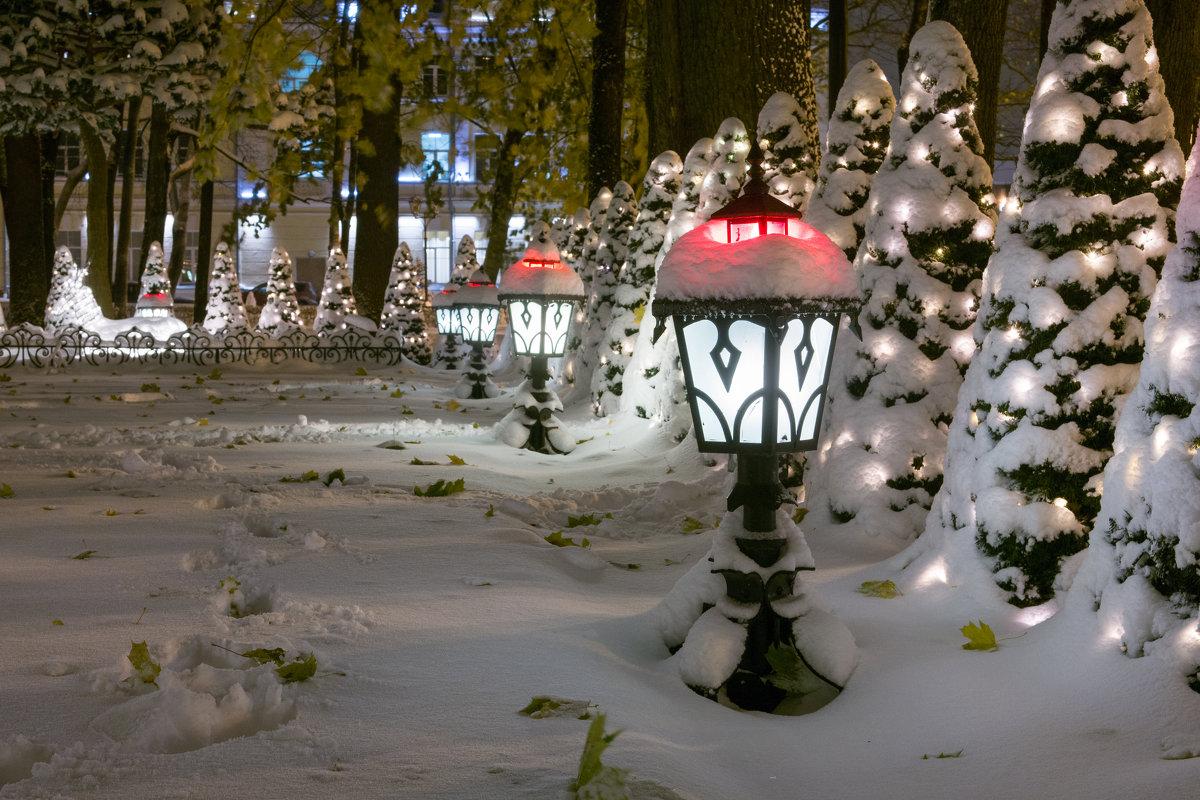 После снегопада - Олег Козлов