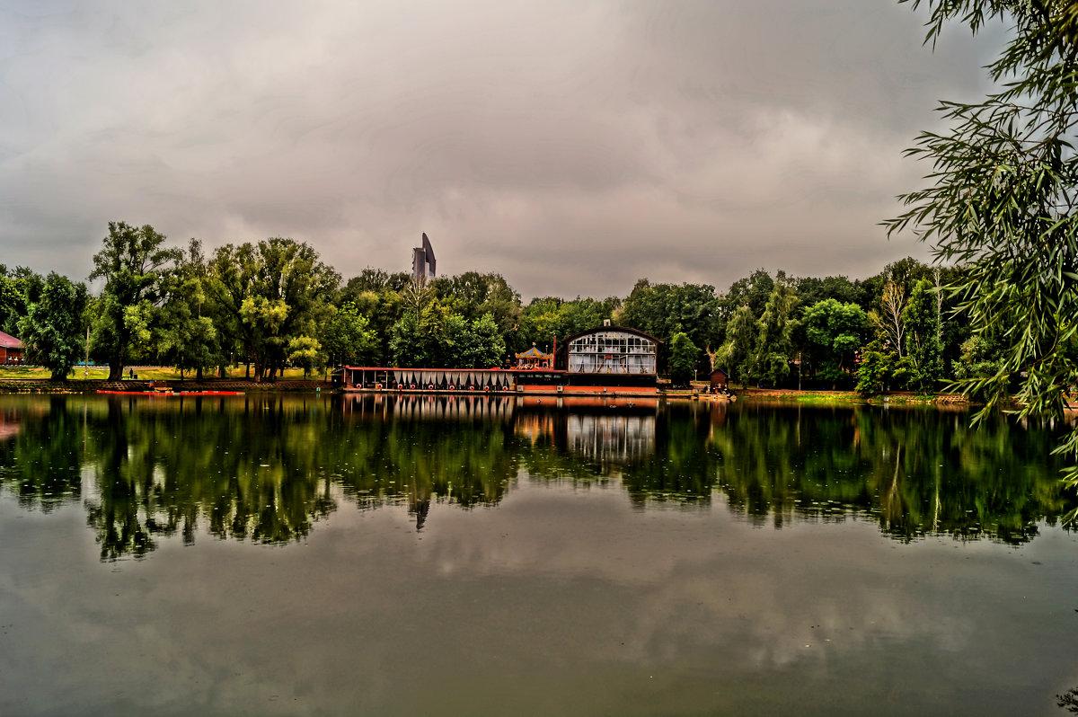 Солдатское озеро - бахтияр