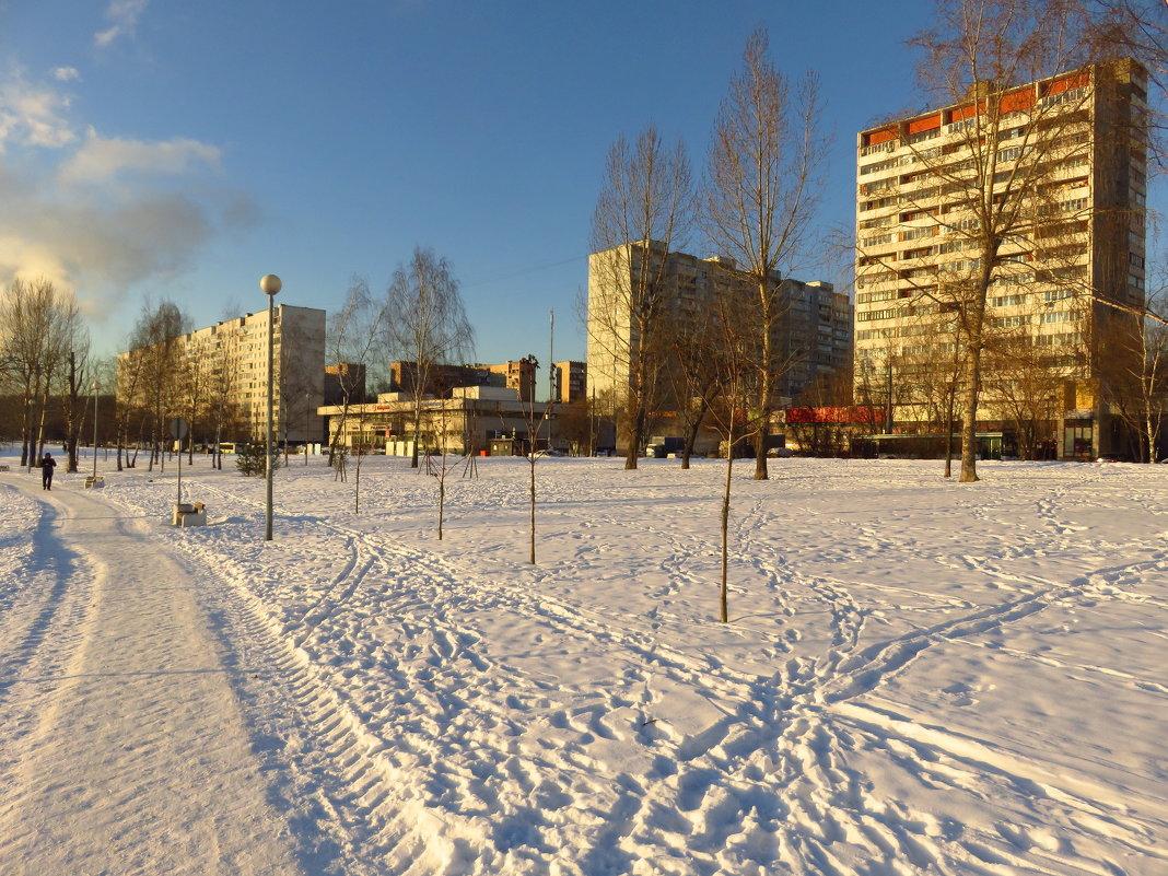 Мороз и солнце, день чудесный - Андрей Лукьянов