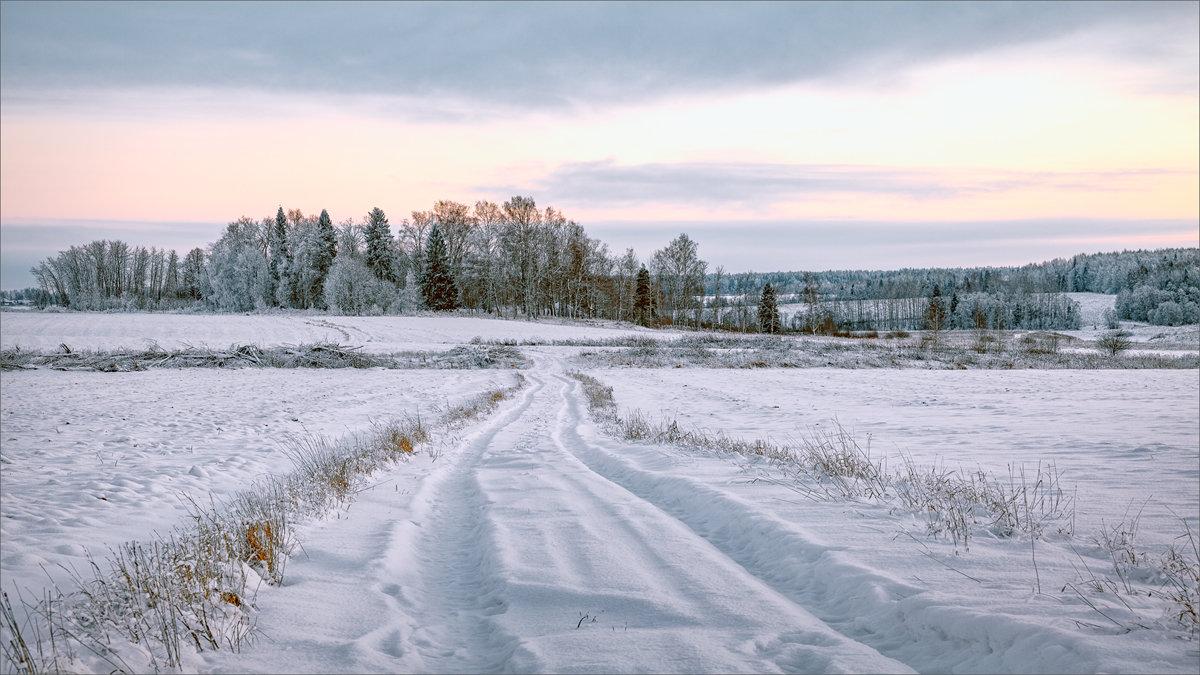 Зимний вечер... - Александр Никитинский