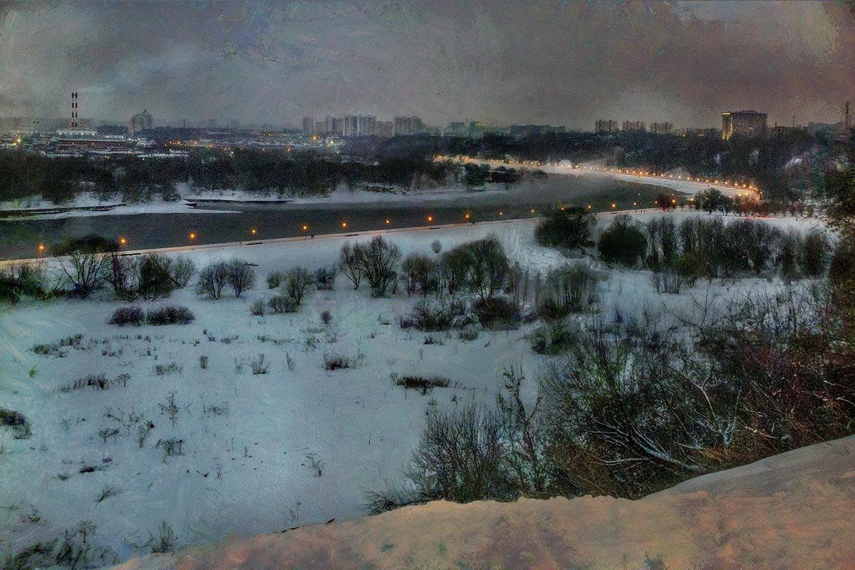 И пусть история продлится, и жизнь Москвы течет рекой! - Ирина Данилова