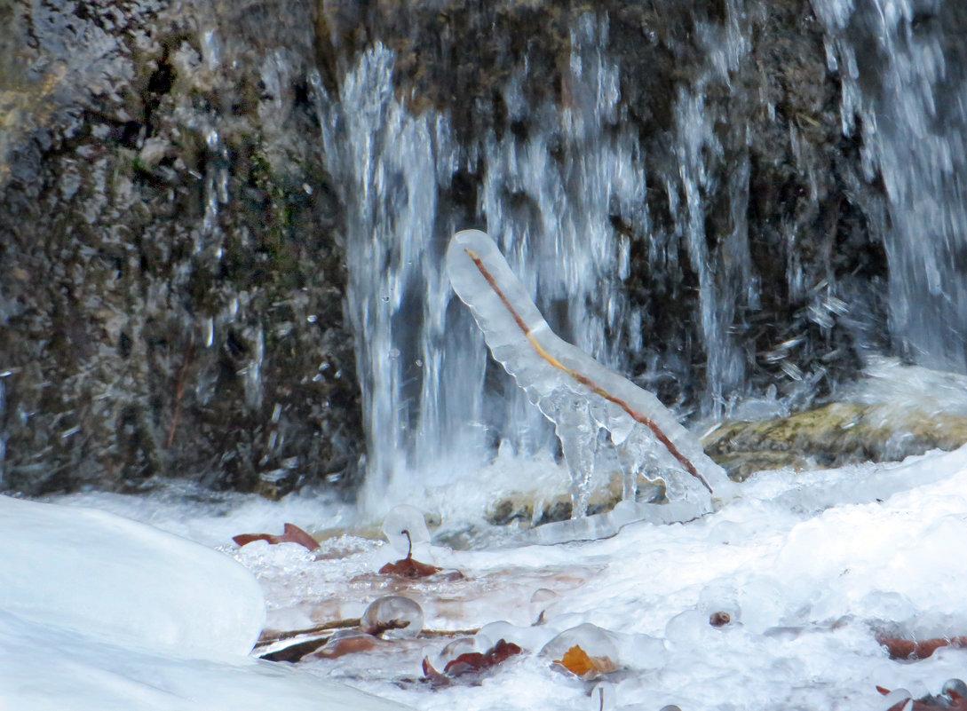 Проказы матушки зимы - Наталья (D.Nat@lia) Джикидзе (Берёзина)