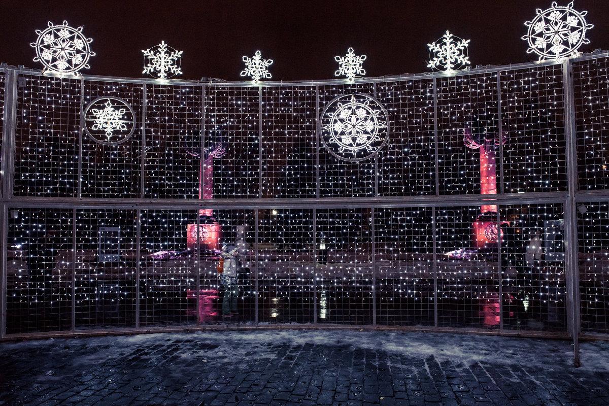Огни нового года - Александр Колесников