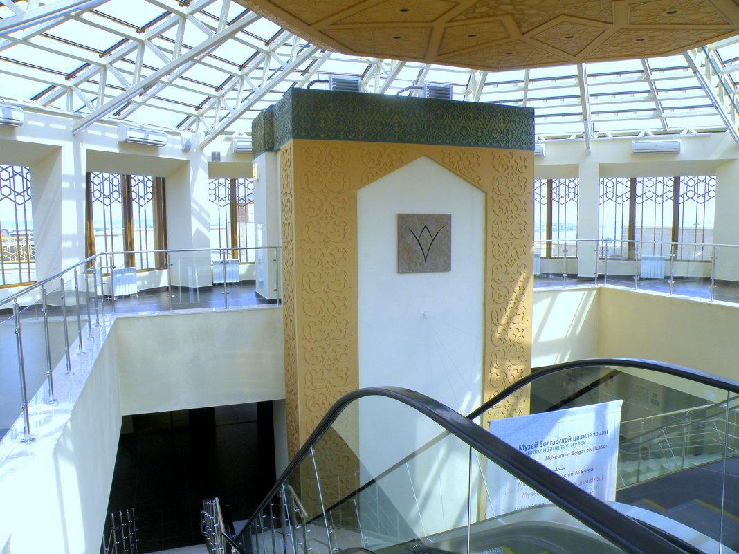 В музее Болгарской цивилизации... - Андрей Головкин