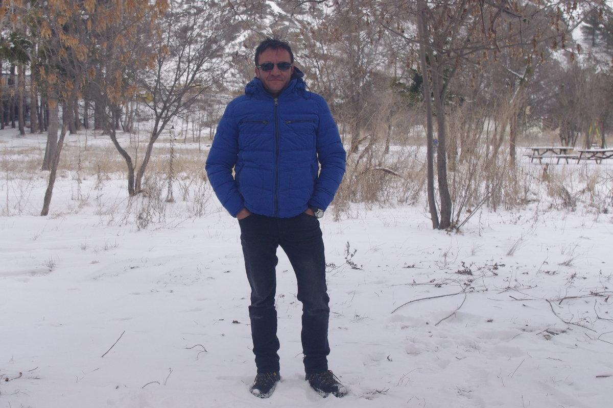 я люблю снег - İsmail Arda arda