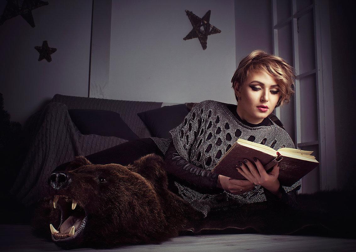 Зимние вечера - Надежда Батискина