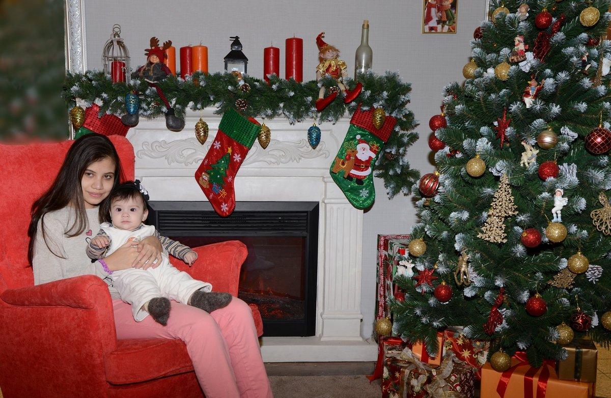 Ждем подарки от Деда Мороза - Vitalet