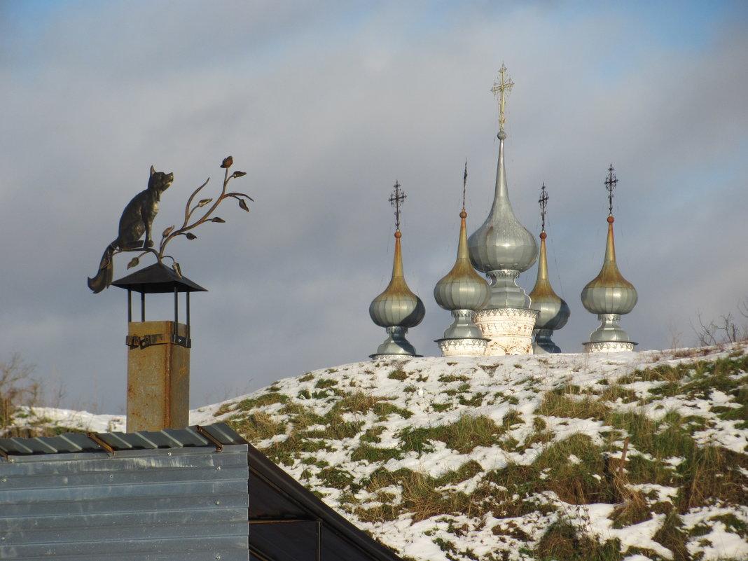 Церковь - Юська Шорникова